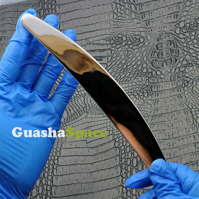 Medical Grade Stainless Steel Gua Sha Guasha Massage Soft Tissue Therapy Tool...