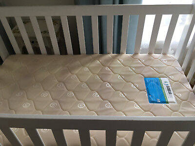 Very Good Condition Tasman Eco Cot Mattress