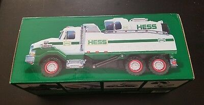 New In Box, Hess Dump Truck And Loader - Never Opened.