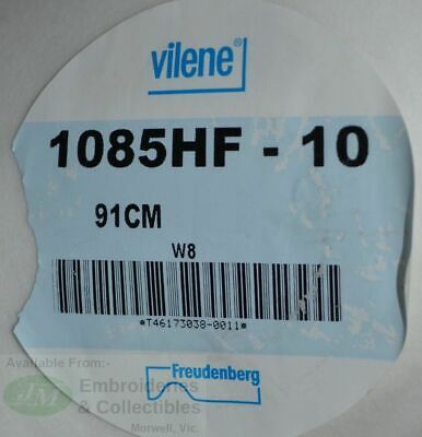 Vilene EXTRA Heavy Fusible Interfacing 1085HF.W Iron On 90cm Wide Per Metre