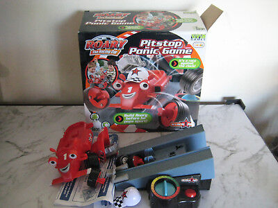 Roary The Racing Car Pitstop Panic Game-Complete Used