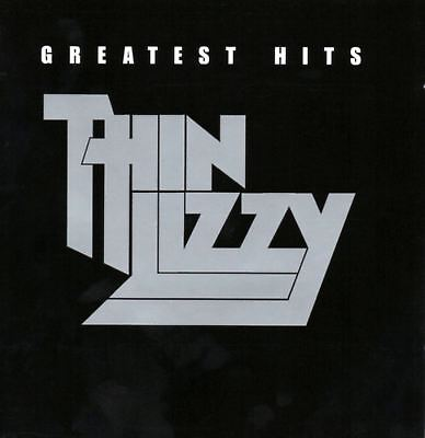 THIN LIZZY greatest hits (2X CD compilation) best of, hard rock, heavy metal