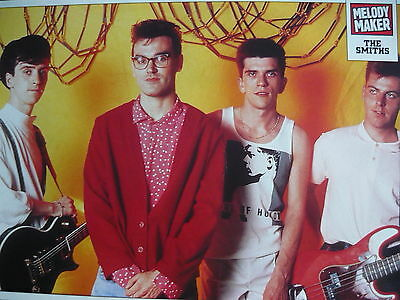 The Smiths - Magazine Cutting (Full Page Photo) (Ref Jd1)