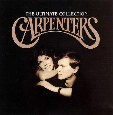 THE CARPENTERS the ultimate collection (greatest hits, best of) (2X CD album)