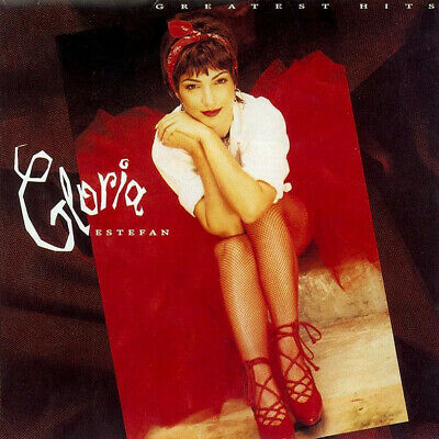 GLORIA ESTEFAN greatest hits (best of) (CD, album, compilation) latin, pop, 1992