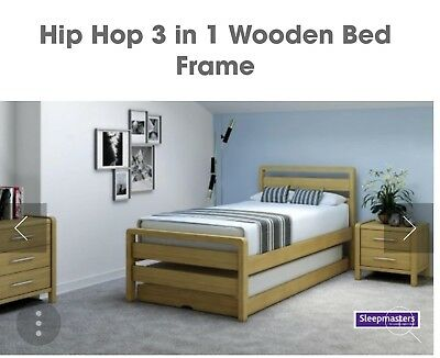 Benson For Beds Hip Hop 3 In 1 Bed Super Condition