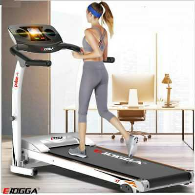 eJogga Pulse XF 1hp Slim Motorised Foldable Electric Treadmill Running Machine