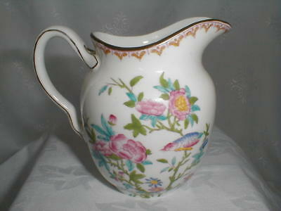Wedgwood Cuckoo X7655 Antique Milk Jug Pitcher Finest Bone China