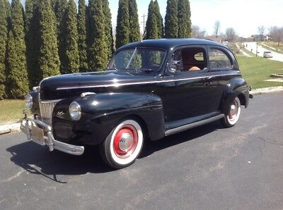 1941 Ford Other  1941 Ford Two Door Sedan Super Deluxe