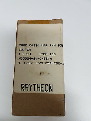 5930012057387 Push Switch 855401-90