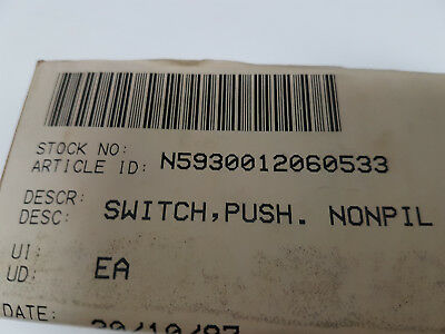 5930012060533 Push Switch 855401-82