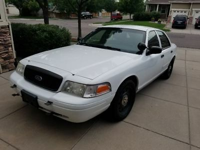 2008 Ford Crown Victoria P71 Dikoy construction security car 2010 Crown Vic toriapolice P71 solar power