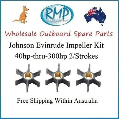 Wholesale Aftermarket Evinrude Johnson Impeller Kit 40hp-thru-300hp 2/Strokes