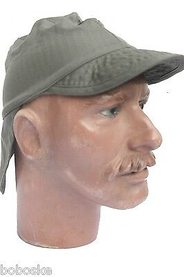 Casquette Bigeard French army with nuquiere, head size 57 cm only