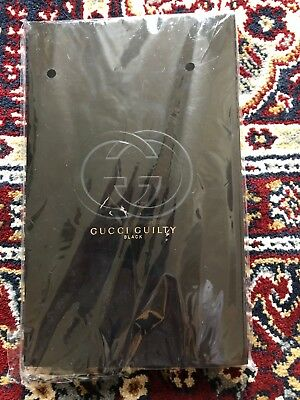 Gucci Guilty Black Notebook