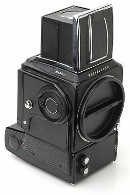 Hasselblad 553 ELX camera body in very good, used condition.