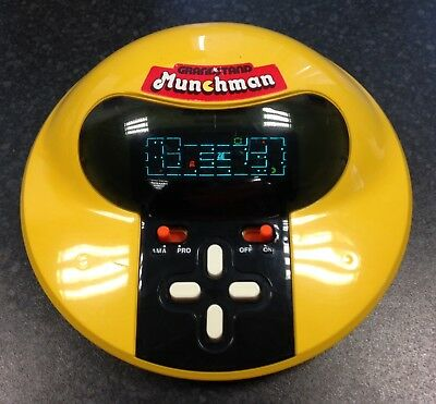 Grandstand Munchman Electronic Game, Fully Working
