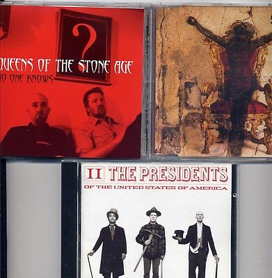 Queens of The Stone Age + Stone Temple Pilots + GRATIS