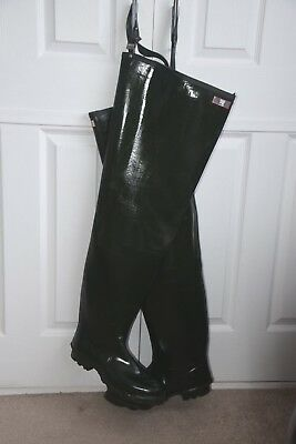 Hunter/Gates waders, never worn, size 11/12 IMMACULATE  Condition