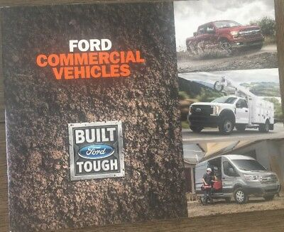 2018 Ford Commercial Vehicles Brochure