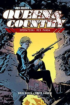 Greg Rucka's QUEEN & COUNTRY 8. OPERATION: RED PANDA