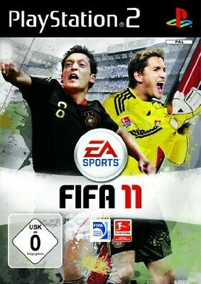 PS2 / Sony Playstation 2 Spiel - FIFA 11 mit OVP