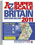Geographers a-Z Map Company : Great Britain Super Scale Road Atlas