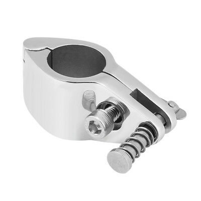 Jaw Slide Hinged 7/8'' Bimini Top Stainless Steel Boat Awning Hardware Fitting