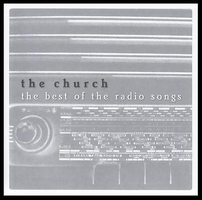 THE CHURCH - BEST OF RADIO SONGS CD ~ GREATEST HITS / BEST ~ 80's / 90's *NEW*