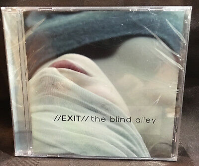 The Blind Alley by //Exit// (CD)