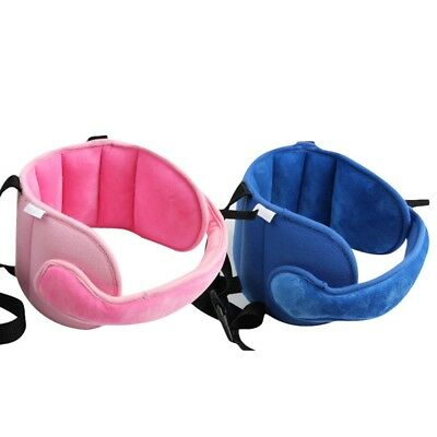 Baby Child Car Seat Head Support Band Comfortable Safe Sleep Head Adjustable