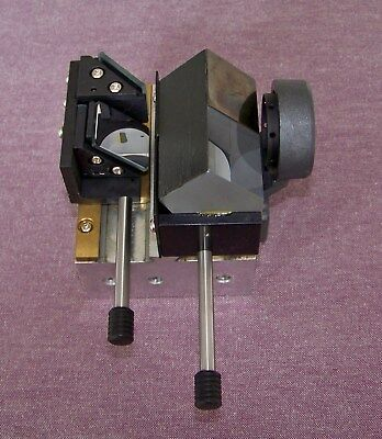 Nikon DIAPHOT TMD Microscope Photo/Viewing Prisms and Format lenses.