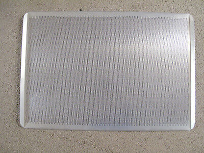 Aluminum Commercial Baking Sheets Perforated 12ga Chicago Metallic 485P Pan Tray