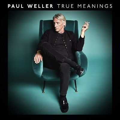 Paul Weller -True Meanings (Deluxe CD with 28 page booklet) [CD]