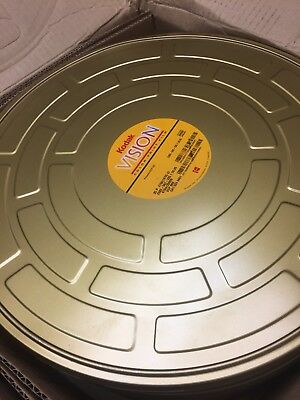 sealed 2000 FT.  Can 35MM KODAK Vision Motion Picture Film Color Negative