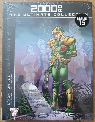 2000Ad: Ultimate Collection: Strontium Dog: Traitor To His Kind: Issue 15