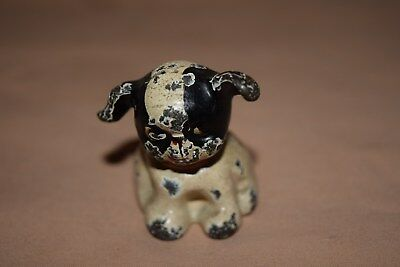 Cast Iron Paperweight - Puppy