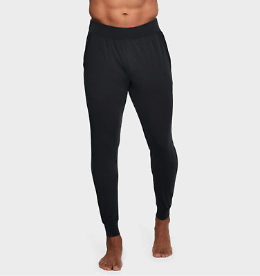 Under Armour Athlete Recovery Sleepwear Mens Pants Black 1321679 Size LG NWT $60