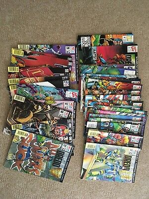Judge Dredd Megazine Job Lot - Big Collection Of About 30 Issues *2000AD*