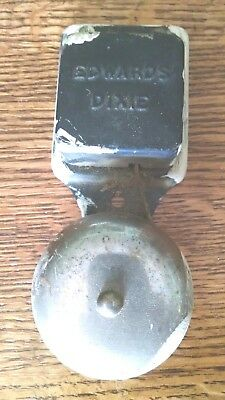 Vintage Edwards Dixie Telephone Bell