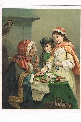 VICTORIAN ADVERTISING / TRADE Card      DR. D. JAYNE'S EXPECTORANT