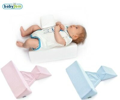 BabyJem Baby Infant Pillow Wedge Head Back Sleep Support Cushion (ART-014)