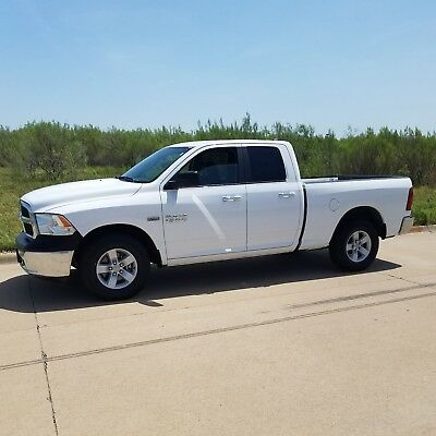 2016 Ram 1500  2016 Ram Low miles 2 wheel drive big screen touch radio & center console 1 owner