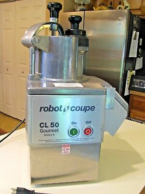 Robot Coupe Cl50 Processor, Clean, Excellent Working Condition Ready For Service