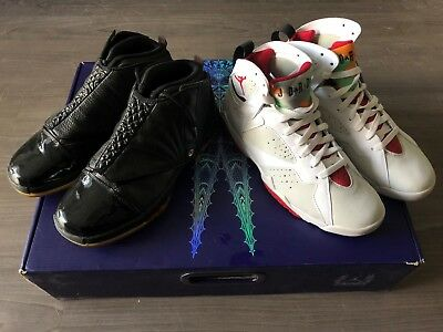 new style a8e20 102f0 2008 Nike Air Jordan 16 7 Collezione Countdown Pack CDP 323941-992 Men Sz9