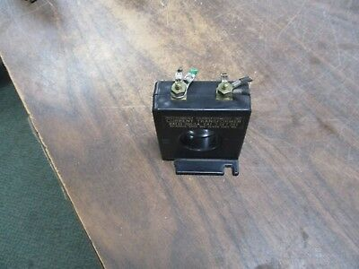 Instrument Transformers Current Transformer 2 SFT 201 Ratio 200:5A 600V 50-400Hz