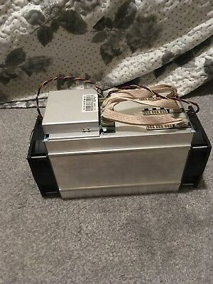 Bitmain Antminer D3 19.3GH/s Asic Crypto Currency Miner Used