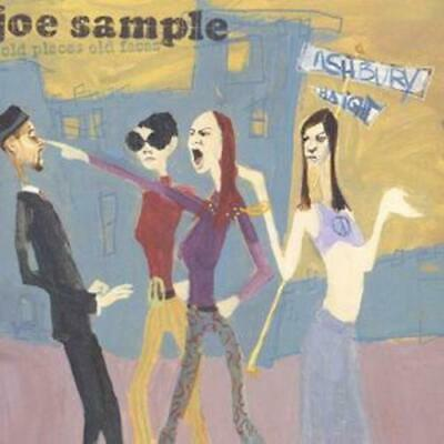 Joe Sample : Old Places Old Faces CD (1996)