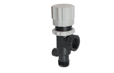 23120-1/2-PP TeeJet Manual Pressure Relief/Regulating Valve