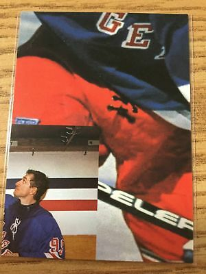 1999-00 McDonald's Hockey Cards Upper Deck #5 CL Gretzky Performance for the Rec